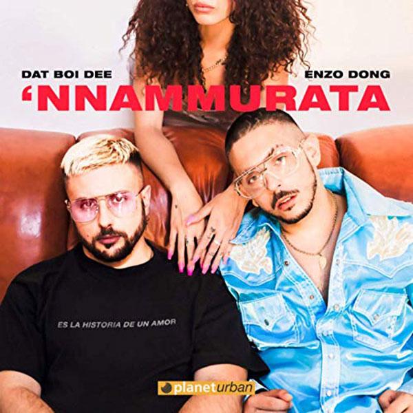 copertina canzone Nnammurata