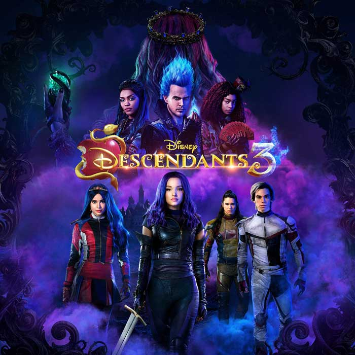Descendants 3 colonna sonora
