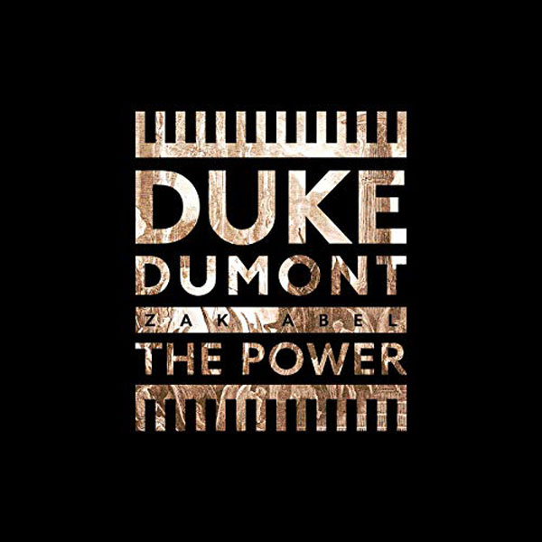 copertina singolo the power