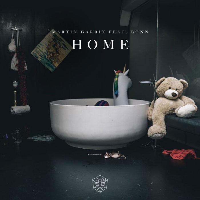 copertina canzone home