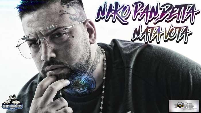 Niko Pandetta Nata Vota cover