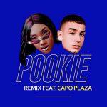copertina Pookie remix feat capo plazza
