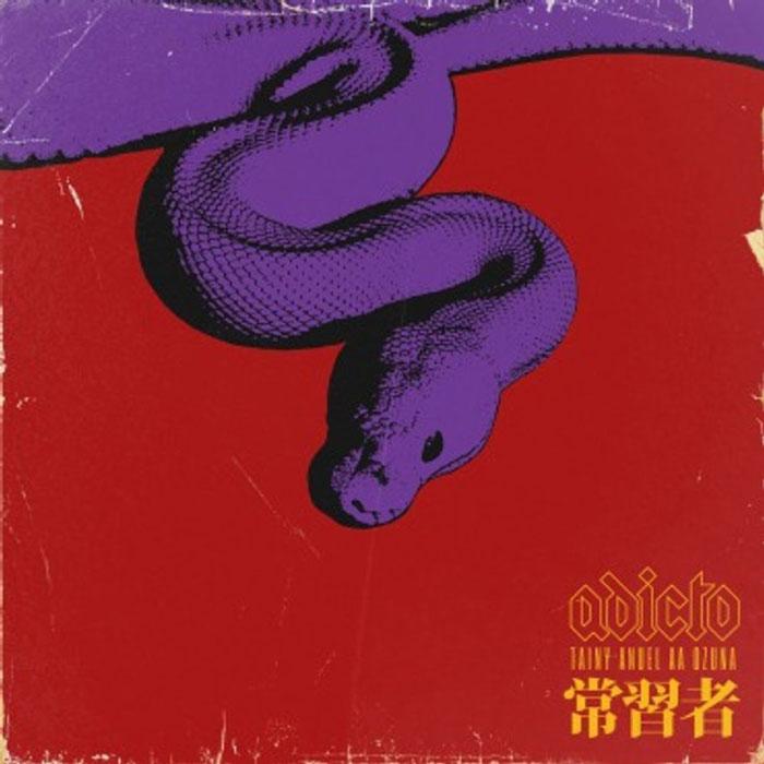 copertina canzone Adicto