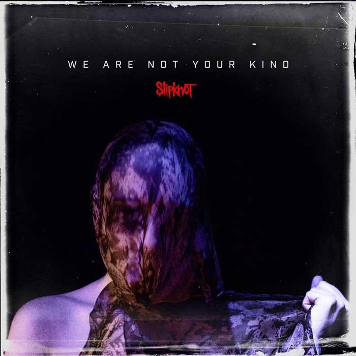 copertina album We Are Not Your Kind