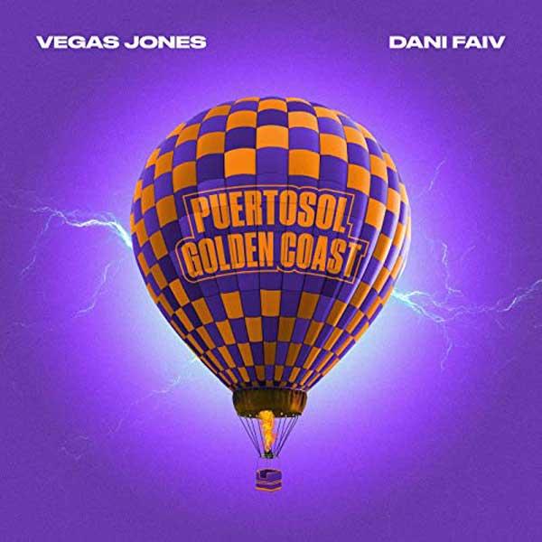 copertina canzone Puertosol Golden Coast