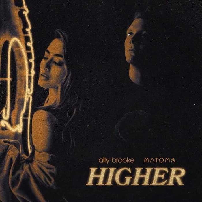 Higher copertina canzone