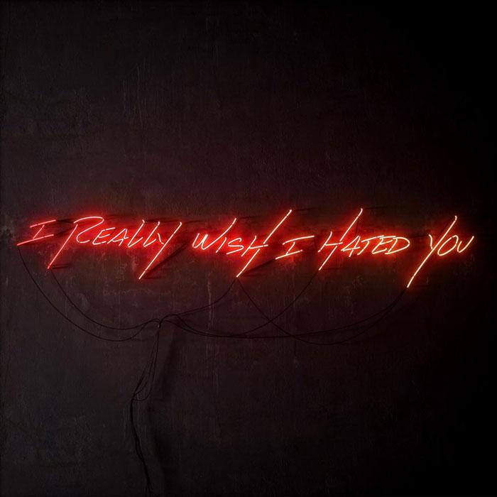 I Really Wish I Hated You copertina brano