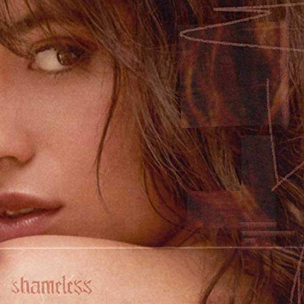copertina canzone Shameless