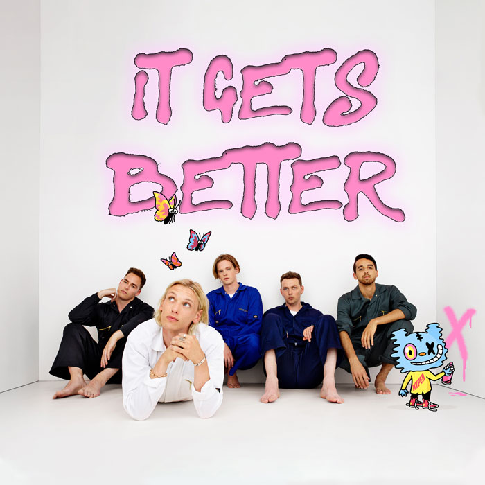 copertina canzone It Gets Better