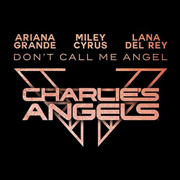 copertina canzone Don't Call Me Angel