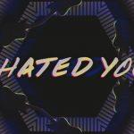 anteprima lyric video I Really Wish I Hated You