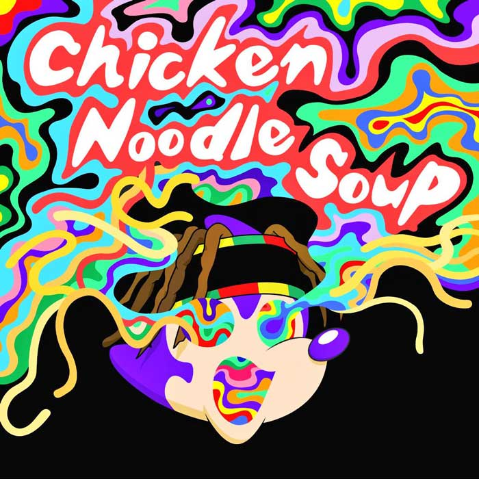 copertina canzone Chicken Noodle Soup