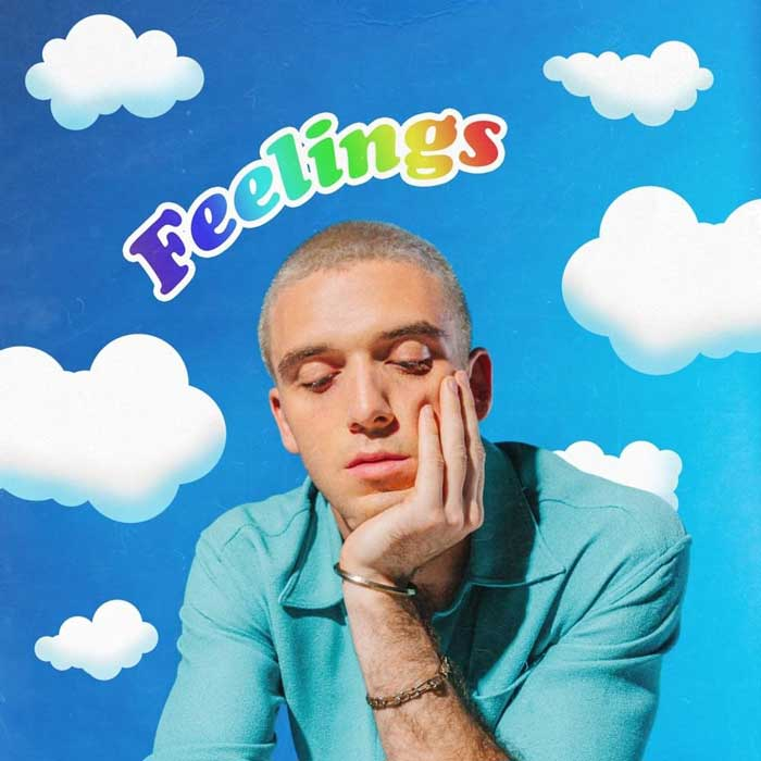 copertina canzone feelings