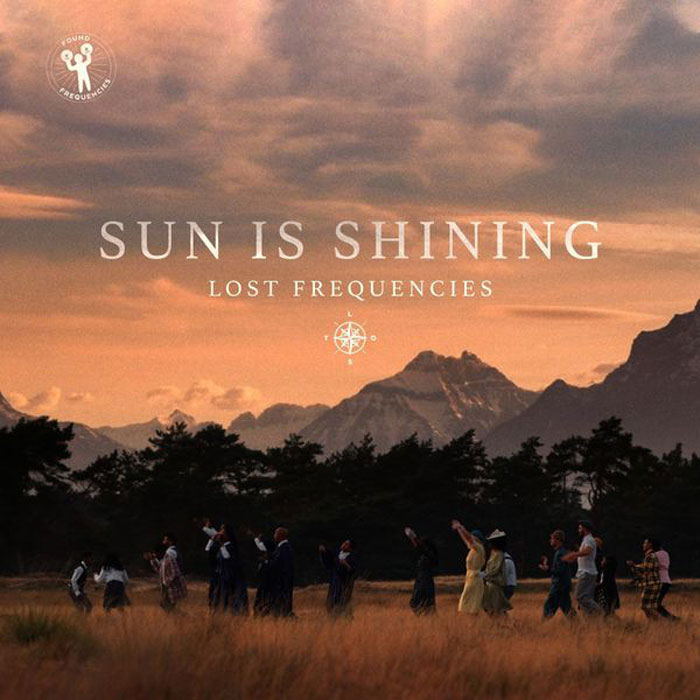 Sun Is Shining copertina brano