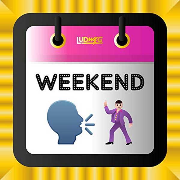 copertina canzone Weekend