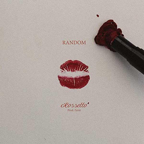 copertina canzone rossetto