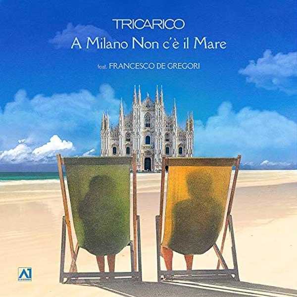 A Milano Non c'è il Mare copertina brano