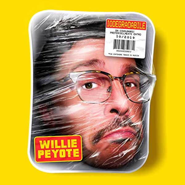 copertina canzone Mango by Willie Peyote