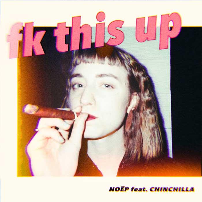 copertina canzone Fk This Up