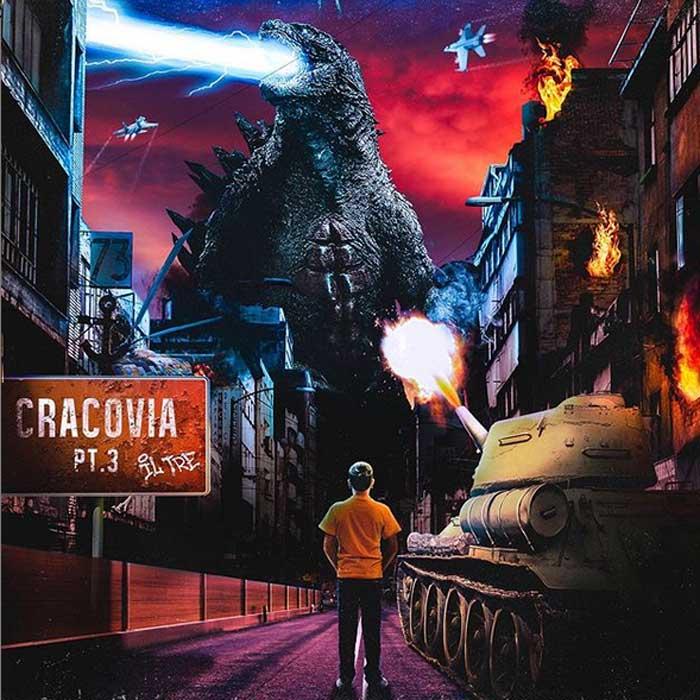 copertina canzone Cracovia pt3