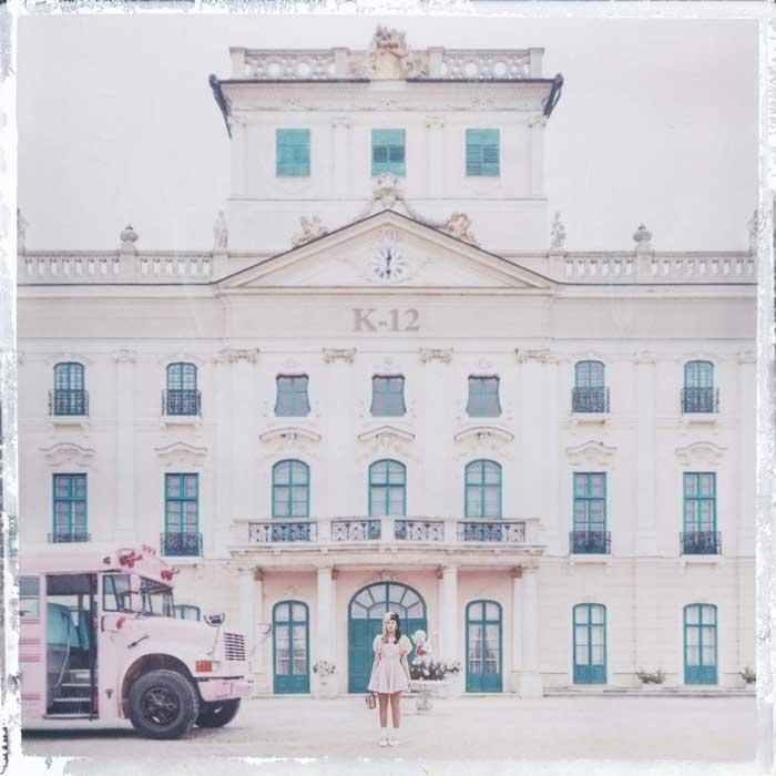 copertina album k-12