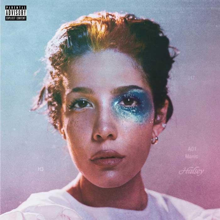 copertina album halsey manic