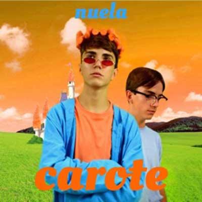 copertina canzone carote by nuela