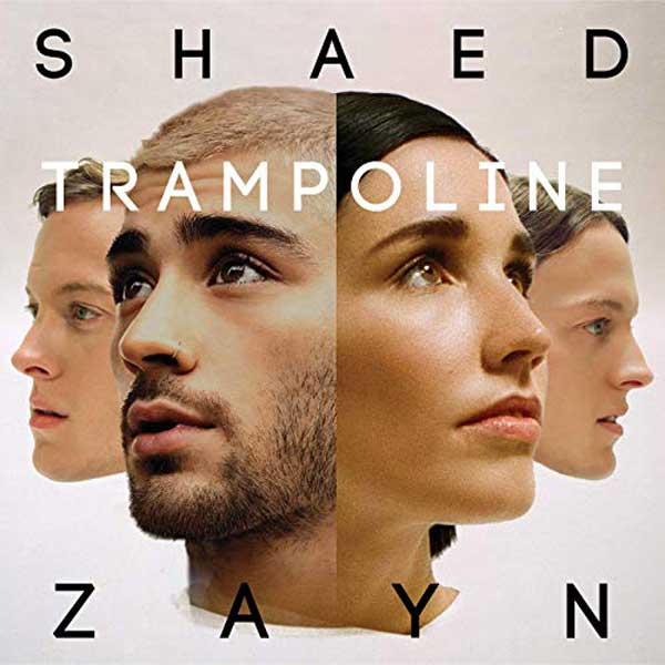 copertina canzone trampoline rmx