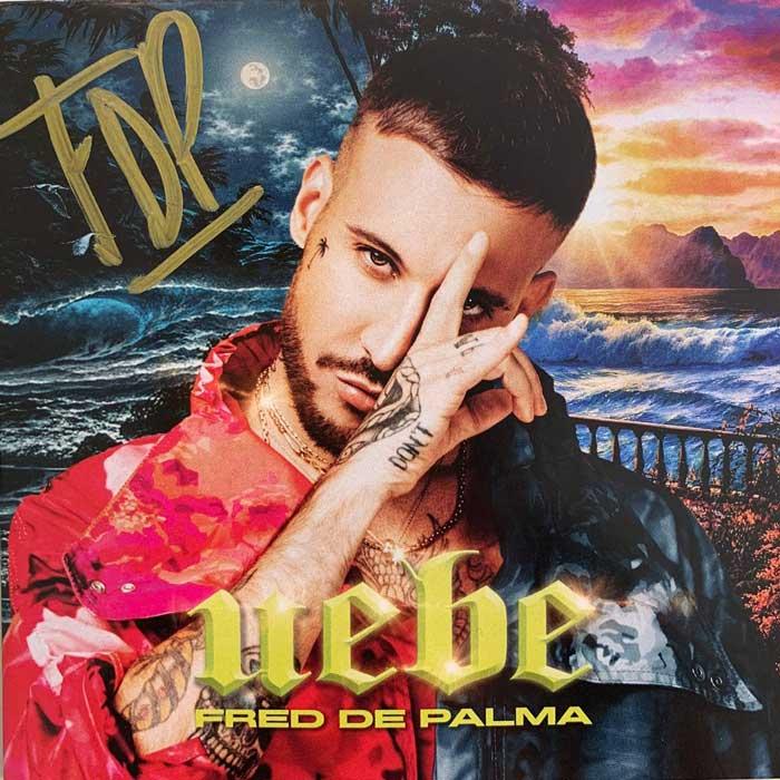 copertina album uebe