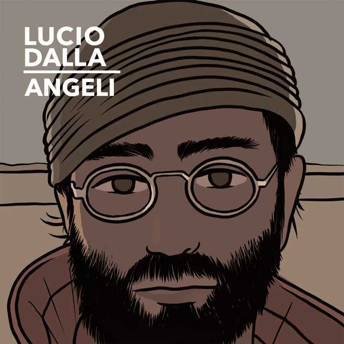 copertina canzone Angeli