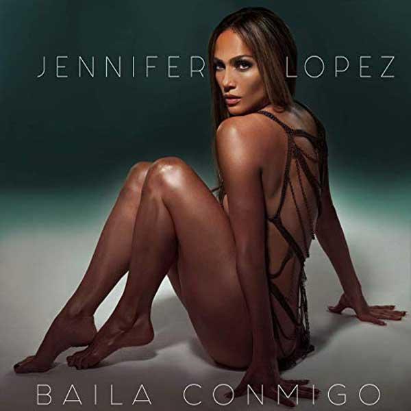 copertina canzone Baila Conmigo