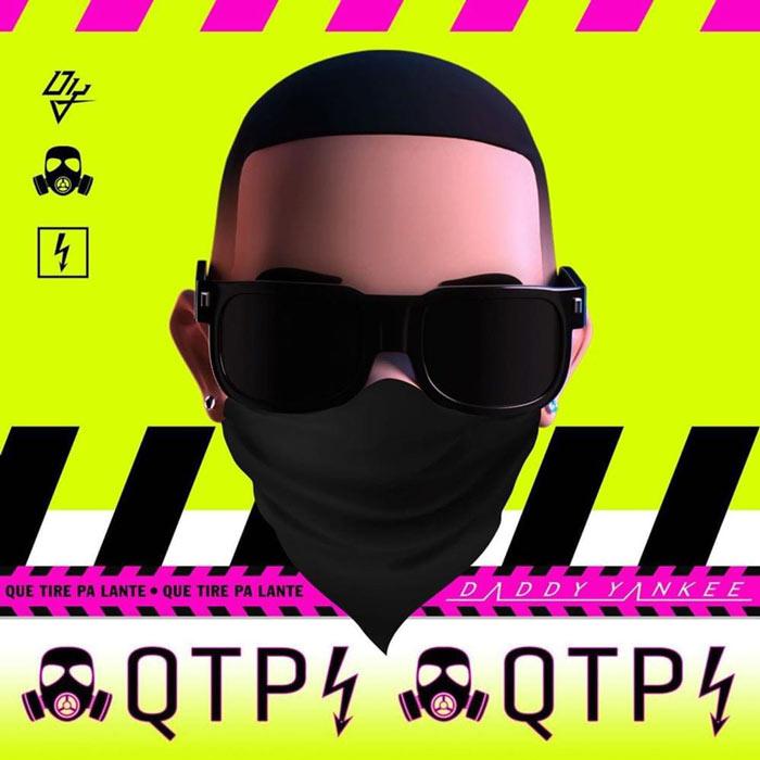 copertina canzone Que Tire Pa' 'Lante