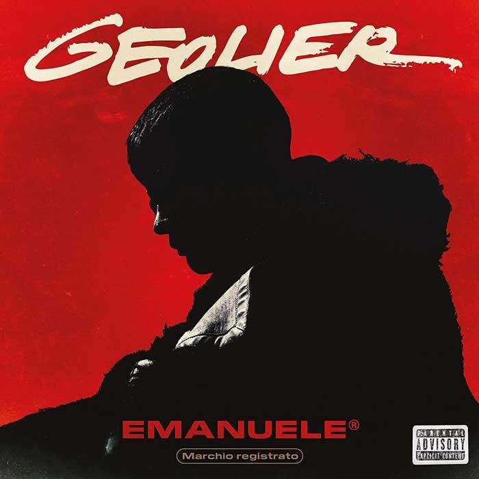 copertina album Geolier - Emanuele Marchio Registrato
