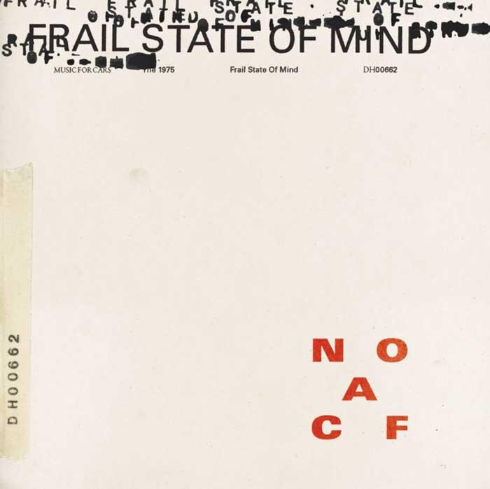 copertina canzone Frail State of Mind