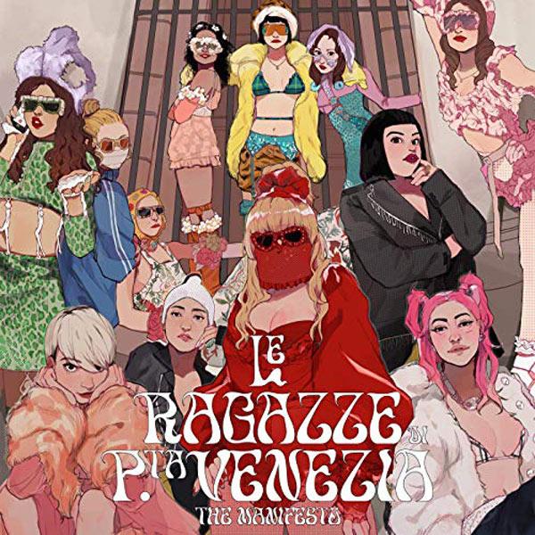copertina canzone Le ragazze di Porta Venezia The Manifesto