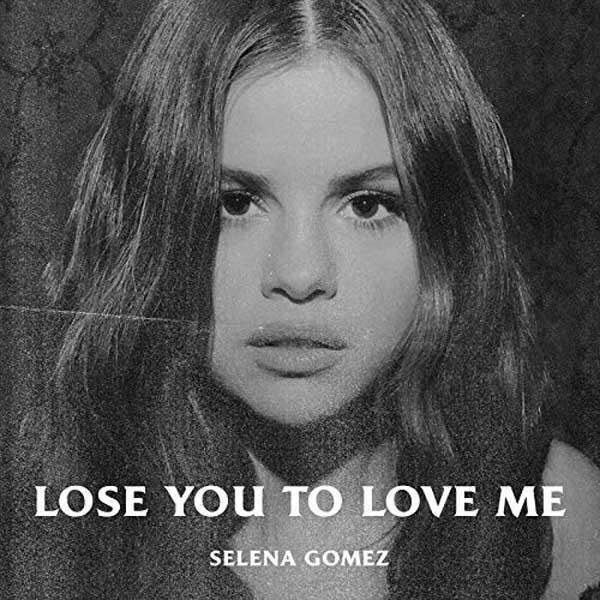 copertina canzone Lose You To Love Me