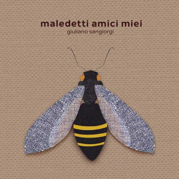 copertina canzone Maledetti amici miei