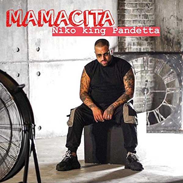 copertina canzone Mamacita