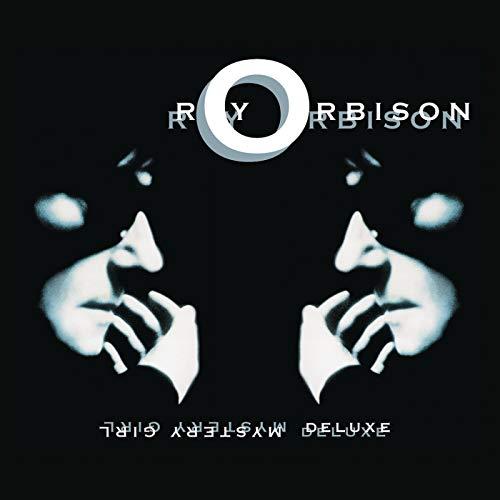 copertina album roy orbison Mystery Girl Deluxe