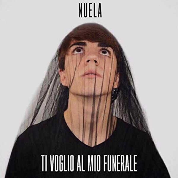 copertina canzone Ti voglio al mio funerale