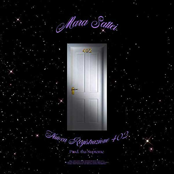 copertina canzone Nuova Registrazione 402