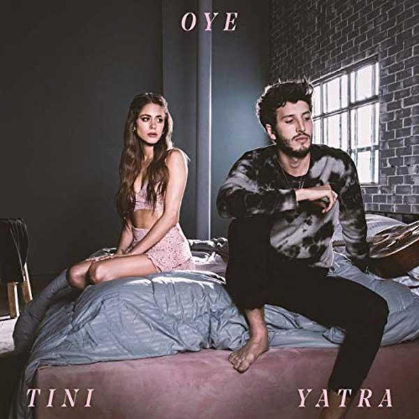copertina canzone Oye by tini