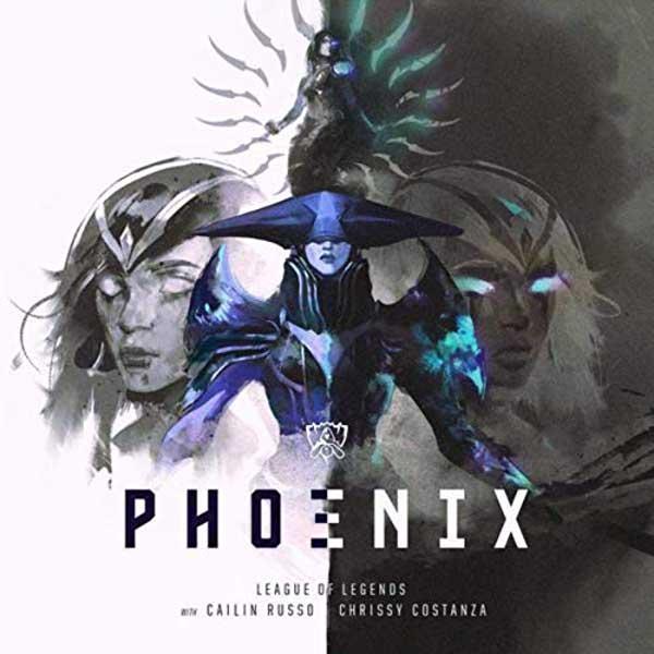 copertina brano Phoenix