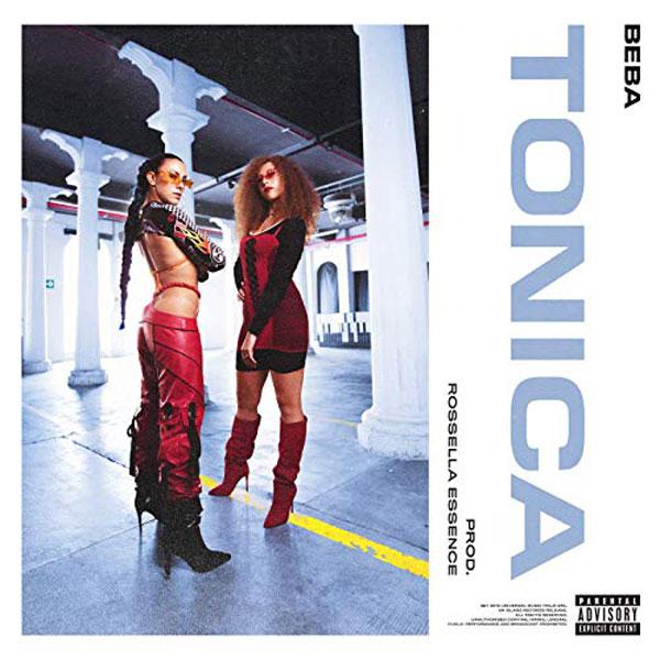 copertina canzone tonica by beba