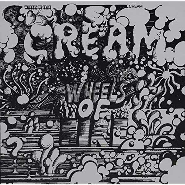 copertina album Wheels Of Fire
