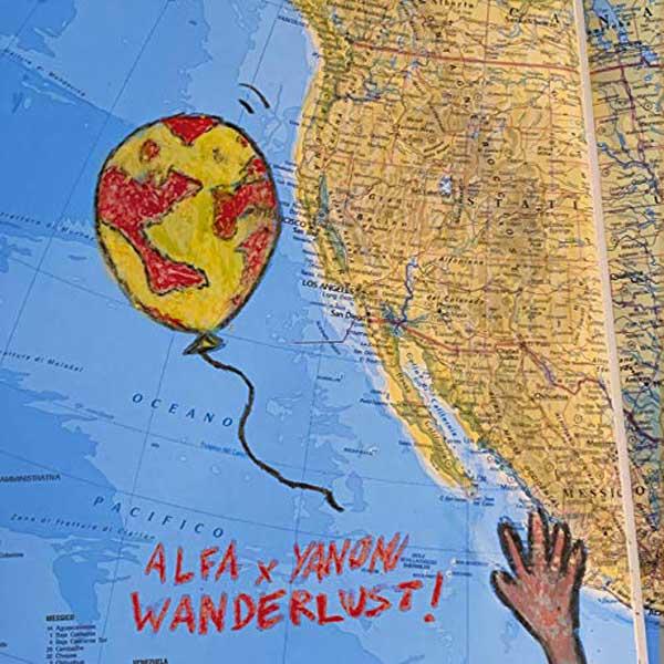 copertina canzone Wanderlust
