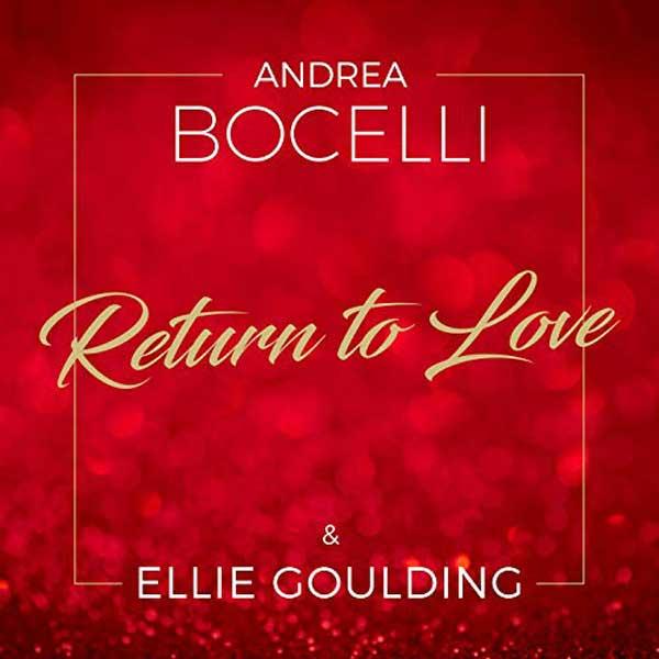 copertina canzone return to love