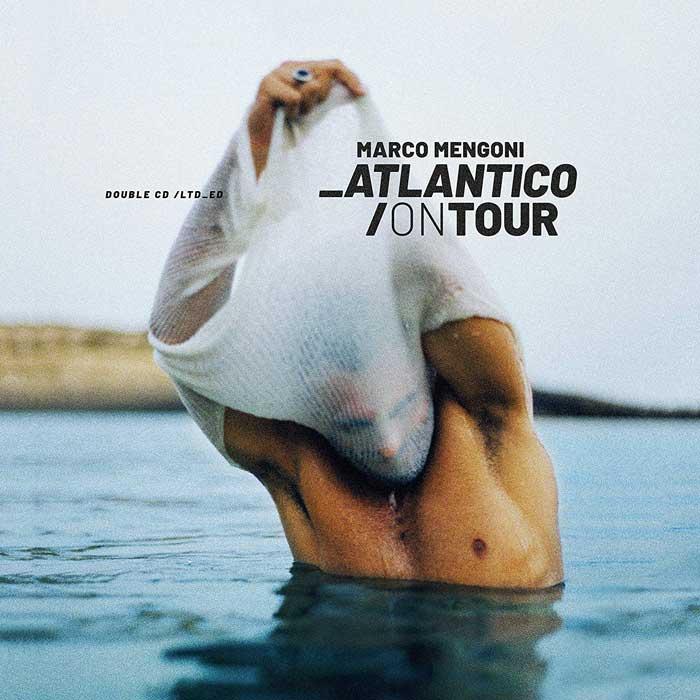 copertina album atlantico on tour
