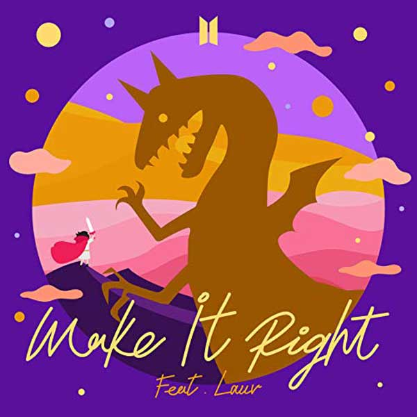copertina canzone make it right remix lauv