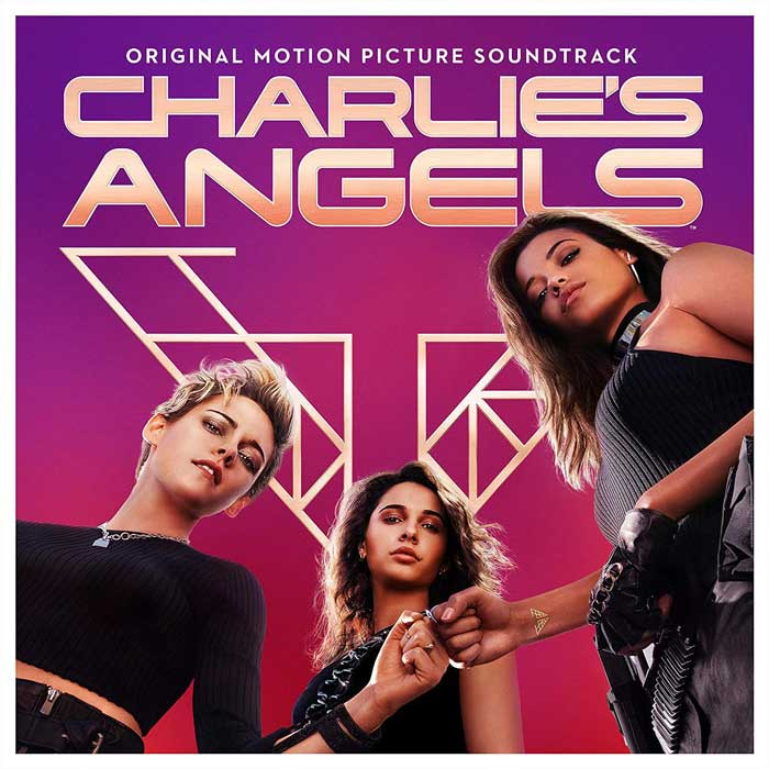copertina colonna sonora Charlie's Angels 2019